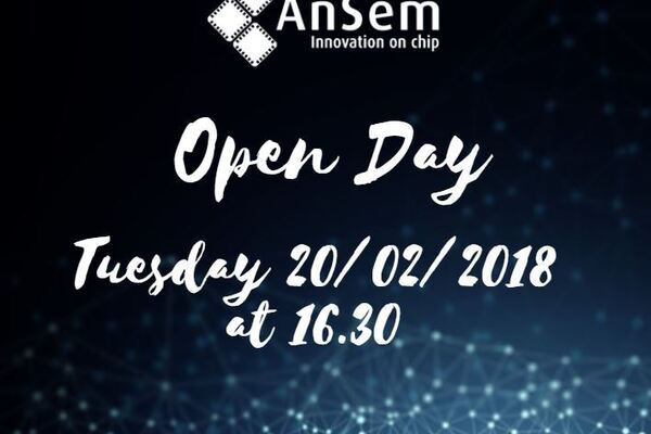 AnSem · We welcome graduates on the AnSem Open Day 20/02/2018