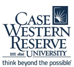 Case Western Reserve University, Ohio