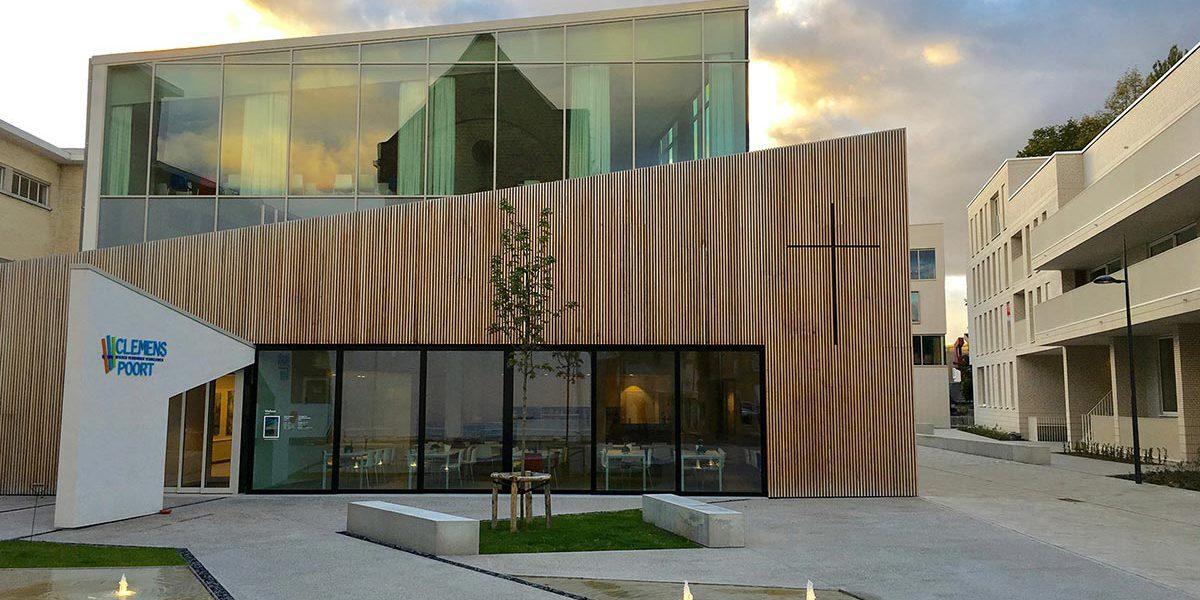 Het I-lab van Clemenspoort - Gent