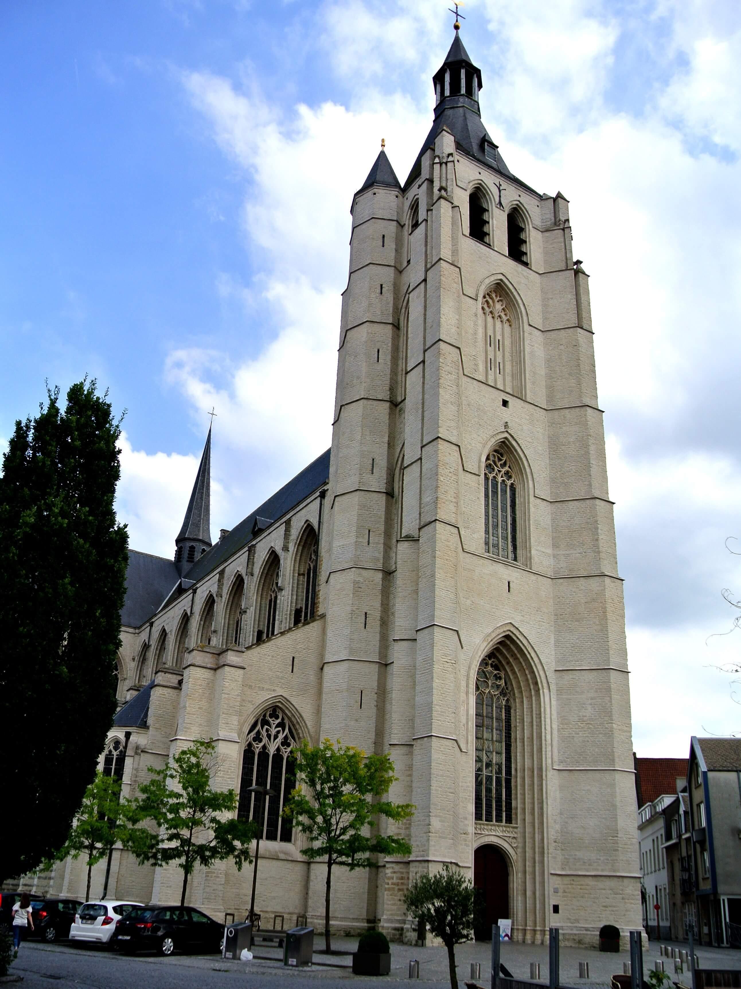 Onze-Lieve-Vrouw-over-de-Dijle - Mechelen