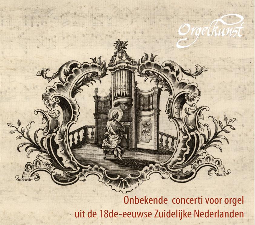 CD 14 | Zuid-Nederlandse orgelconcerti
