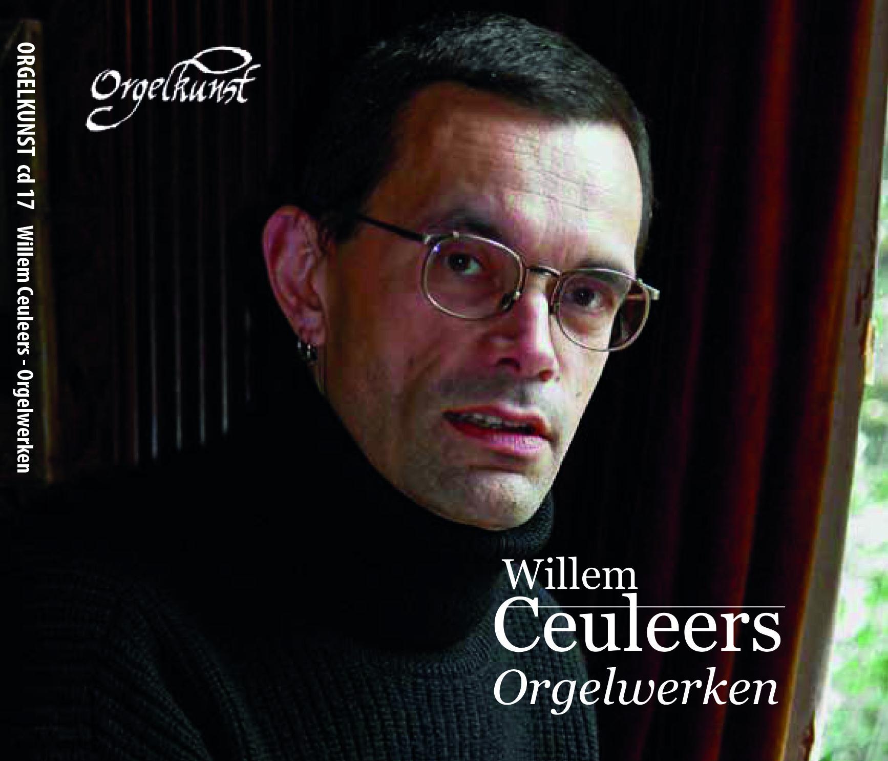 CD 17 | Orgelwerken van Willem Ceuleers
