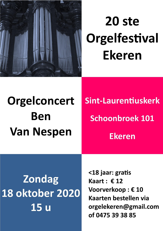 Ben Van Nespen