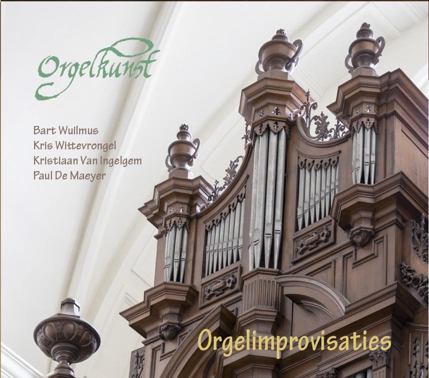 CD 15 | Orgelimprovisaties