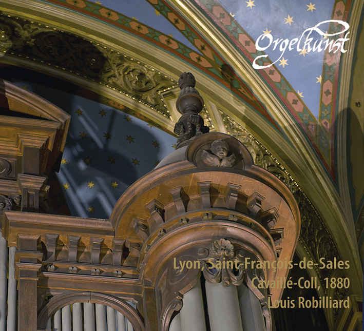 CD 10 | Cavaillé-Coll-orgel Lyon