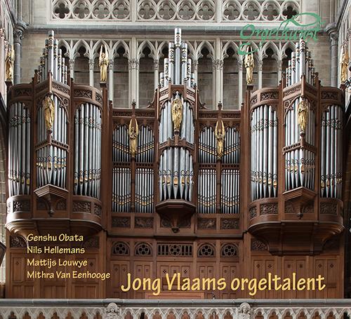CD 16 | Jong Vlaams orgeltalent