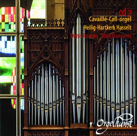 CD 07 | Cavaillé-Coll-orgel Hasselt