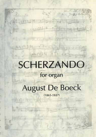August De Boeck: Scherzando