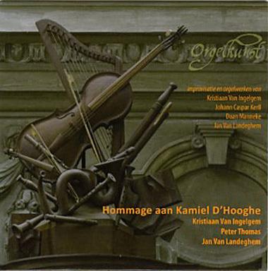 CD 05 | Hommage Kamiel D