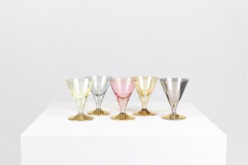 thumbnails bij product 5 iridescent glasses