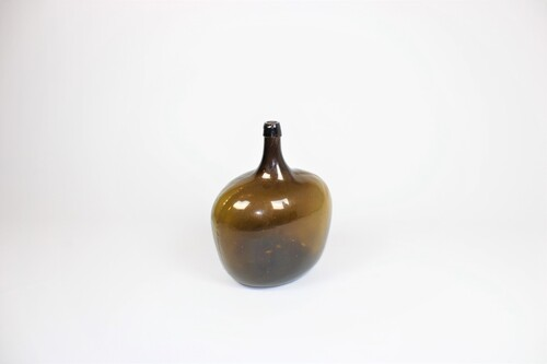 thumbnails bij product old French glass bottle