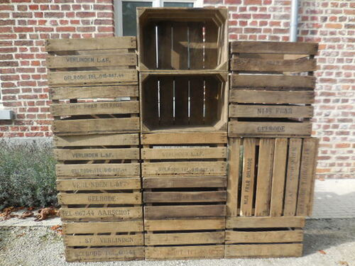 thumbnails bij product old wooden boxes for fruit