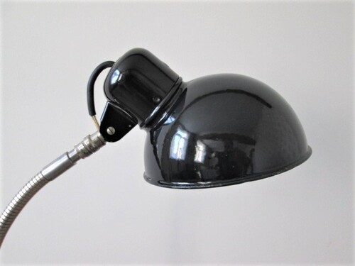 thumbnails bij product Black desk lamp by SIS, 1950