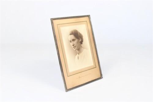 thumbnails bij product antique bronze picture frame