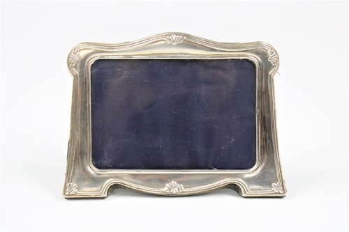 thumbnails bij product silver picture frame, Sheffield, UK