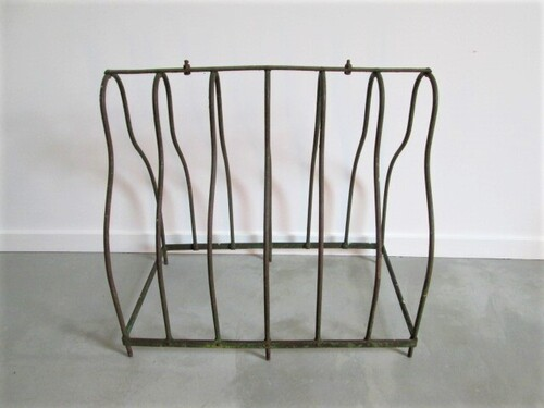 thumbnails bij product big metal rack
