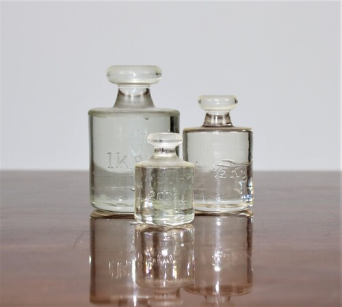 thumbnails bij product 3 poids en verre