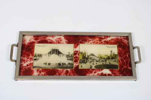 thumbnails bij product tray world expo 1935 in Brussels