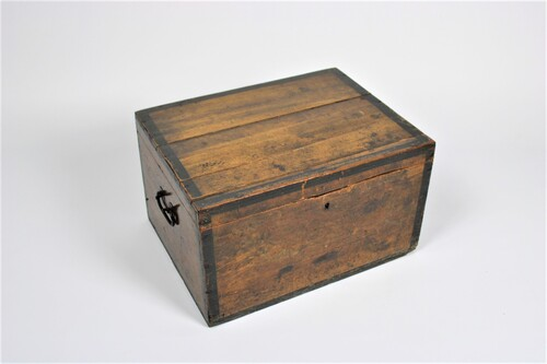 thumbnails bij product old wooden box