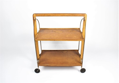 thumbnails bij product vintage cocktail trolley Bocado