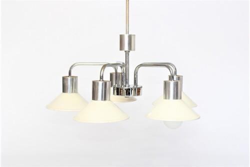 thumbnails bij product Mid-century pendant / chandelier