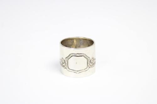 thumbnails bij product Zilveren servetring