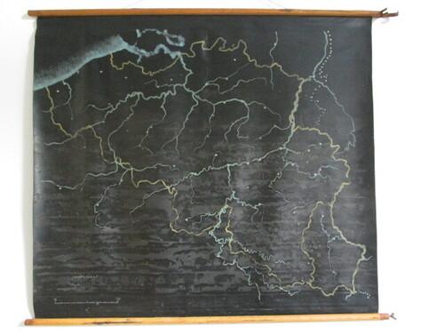 thumbnails bij product old blind map of Belgium