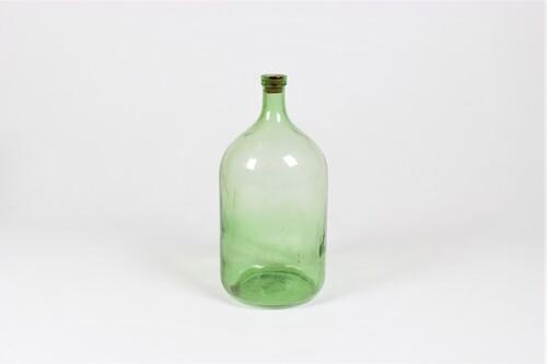 thumbnails bij product old large green bottle, 10 liter