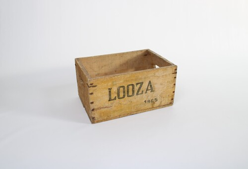 thumbnails bij product old wooden Looza box