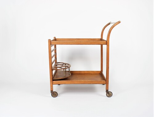 thumbnails bij product Vintage cocktail trolley, Torck