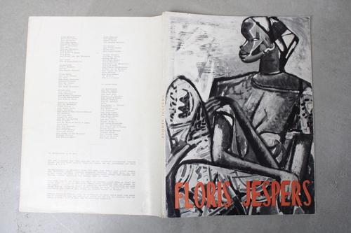 thumbnails bij product Art book Floris Jespers, 1955