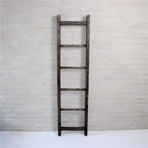 thumbnails bij product old short ladder