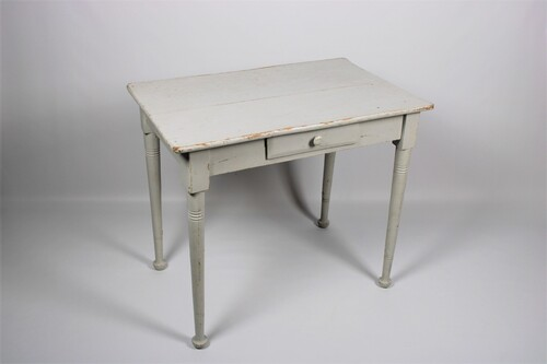thumbnails bij product old grey wooden table