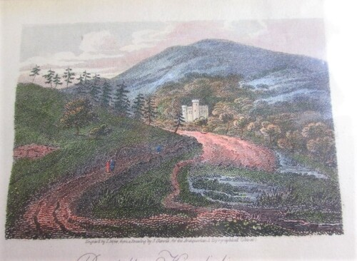 thumbnails bij product gravure: Drumtochty Kincardinshire, 1811