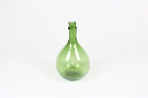 thumbnails bij product Old small dame jeanne, wine jug, +/- 1920