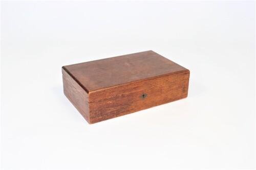 thumbnails bij product ancienne boîte en bois