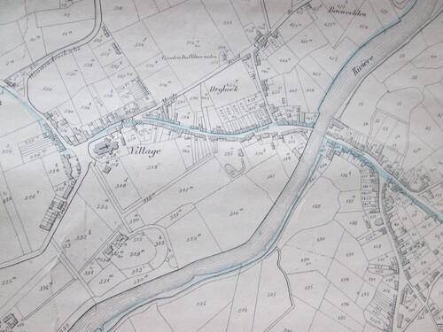 thumbnails bij product carte Popp de Duffel, 19° siècle (2)
