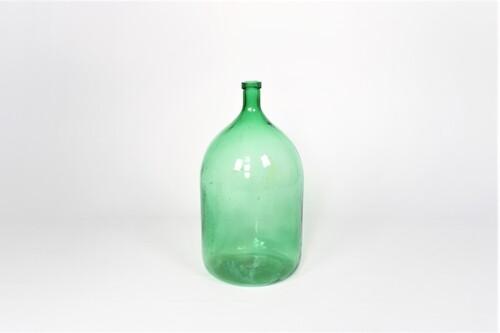 thumbnails bij product old large green bottle