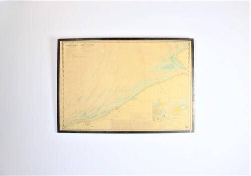 thumbnails bij product Oude zeekaart: Vlaamse Banken - Noordzee / Bancs des Flandres - Mer du Nord