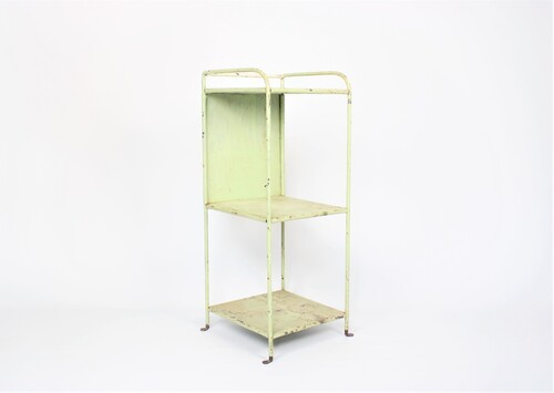 thumbnails bij product industrial metal shelf