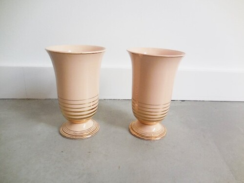 thumbnails bij product pink french vases