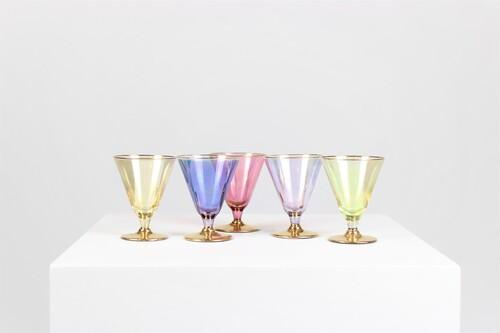 thumbnails bij product 5 verres à liqueur