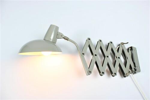 thumbnails bij product Lampe industrielle accordéon