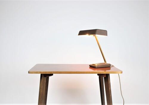 thumbnails bij product design desk lamp by Egon Hillebrand, 70