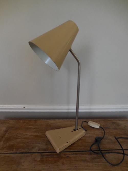 thumbnails bij product ancienne lampe de bureau vintage