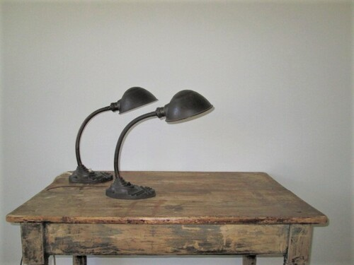 thumbnails bij product ERPE Art Deco desk lamp