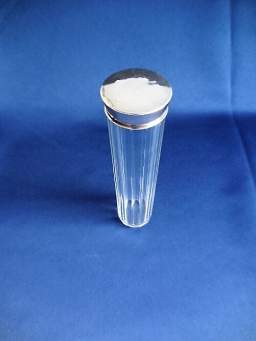 thumbnails bij product tube with silver cover
