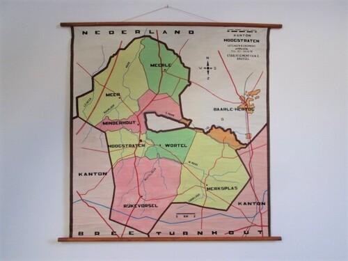 thumbnails bij product schoolkaart kanton Hoogstraten