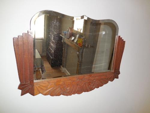 thumbnails bij product Art Deco mirror