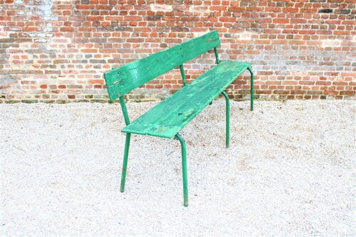 thumbnails bij product old bench